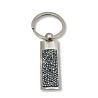 Keychain Oval Lux