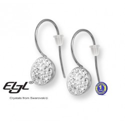 Earrings Drop Balls Set