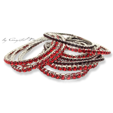 Bangle Swarovski Stretch
