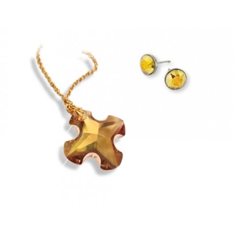 Necklace Greek Cross G