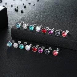 Обеци SHINE Crystals