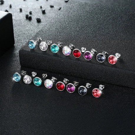 SHINE Crystals Earrings