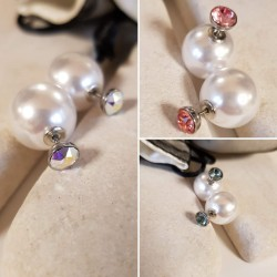 Обеци Pearl Treasures