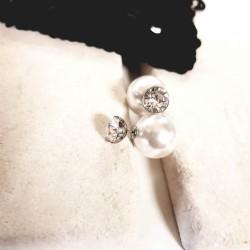 Pearl Treasures Earrings Big