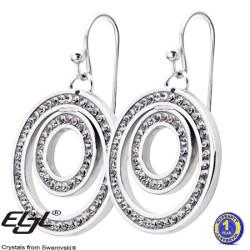 Earrings Circle 01 SS